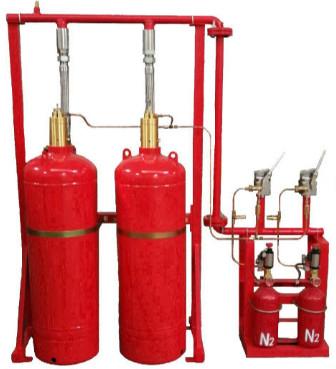 Cara Kerja Fm200 Fire Suppression