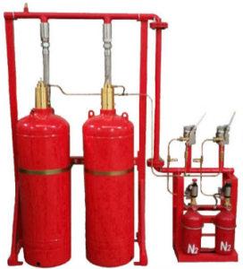 Fm200 Fire Suppression System Indonesia