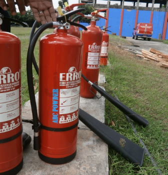 Harga Fire Suppression System Jababeka