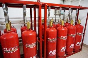 Kelebihan Sistem Kebakaran FM-200