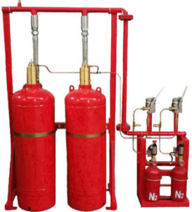 Pengertian Fm200 Fire Suppression System